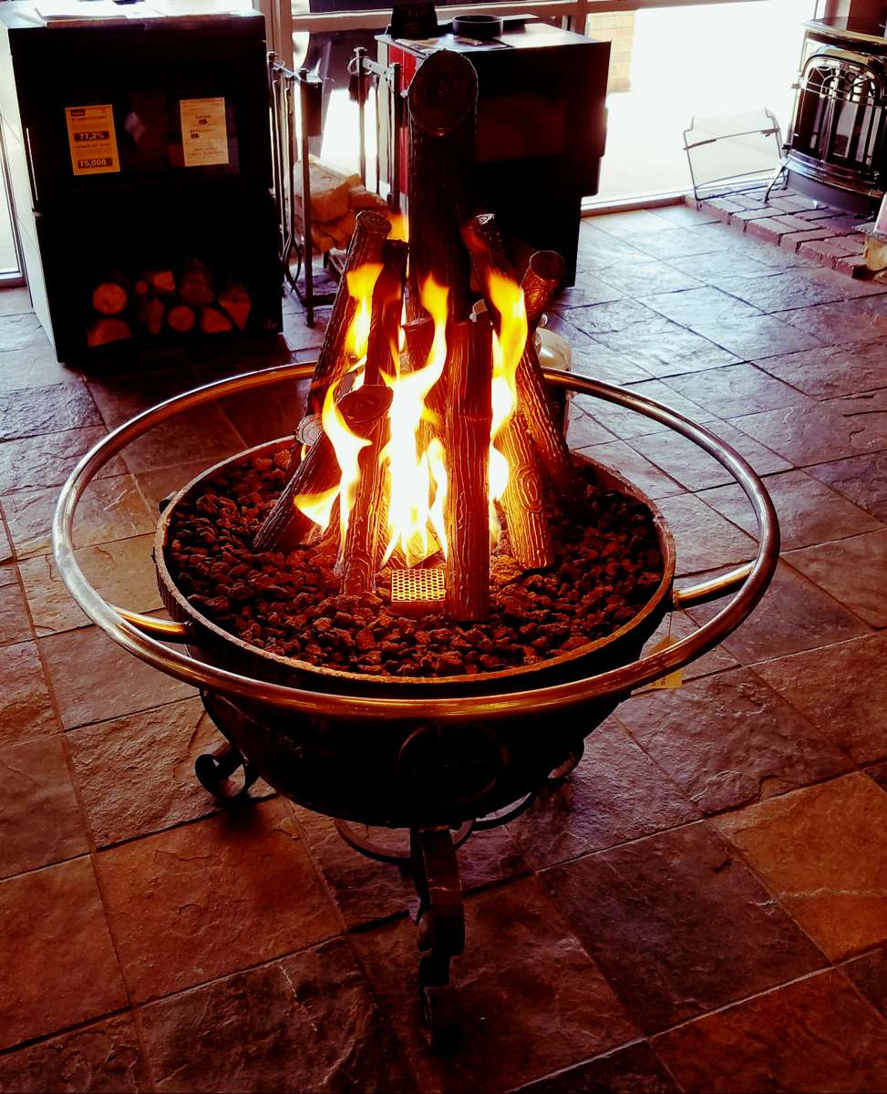 high-quality fire pits in Denver