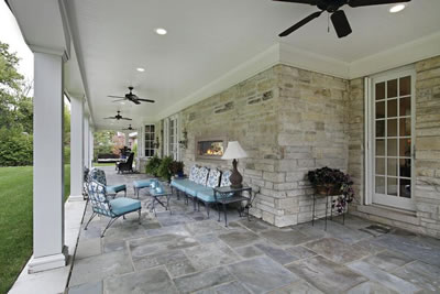 Indoor Outdoor Gas Fireplace Lafayette Co