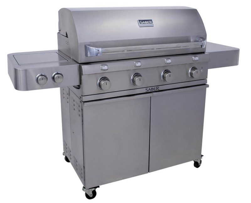 Charcoal Crill or Gas Grill