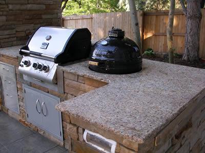 Westminster CO Outdoor Kitchen Hi Tech Appliance