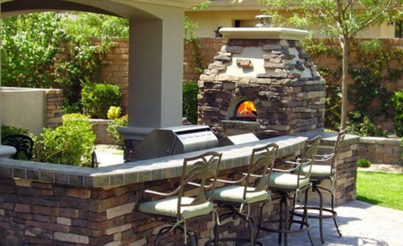 improving your outdoor kitchen