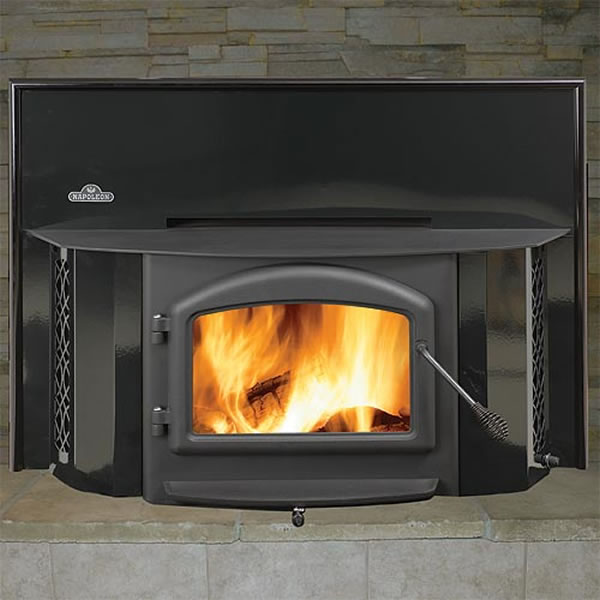 install a fireplace insert in Colorado