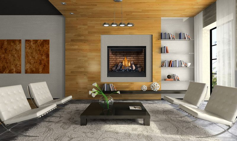 Direct Vent Gas Fireplaces Colorado
