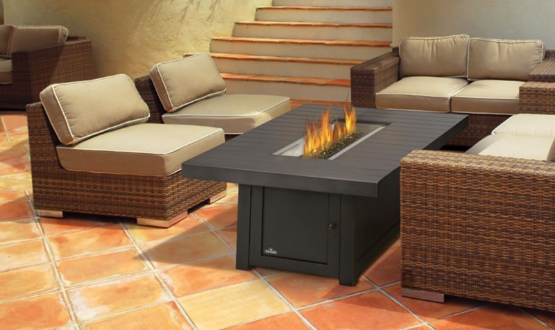 Firepit Patio Tables