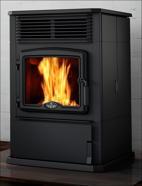 pellet stove in Colorado