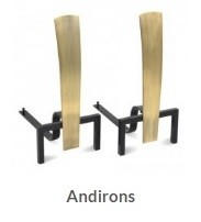 Fireplace Andiron
