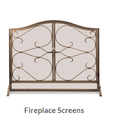 Denver Fireplace Screens
