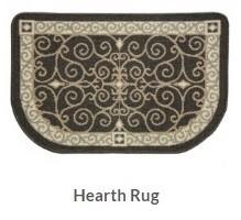 Hearth rugs in Denver