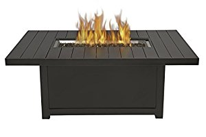 Outdoor fire pit tables