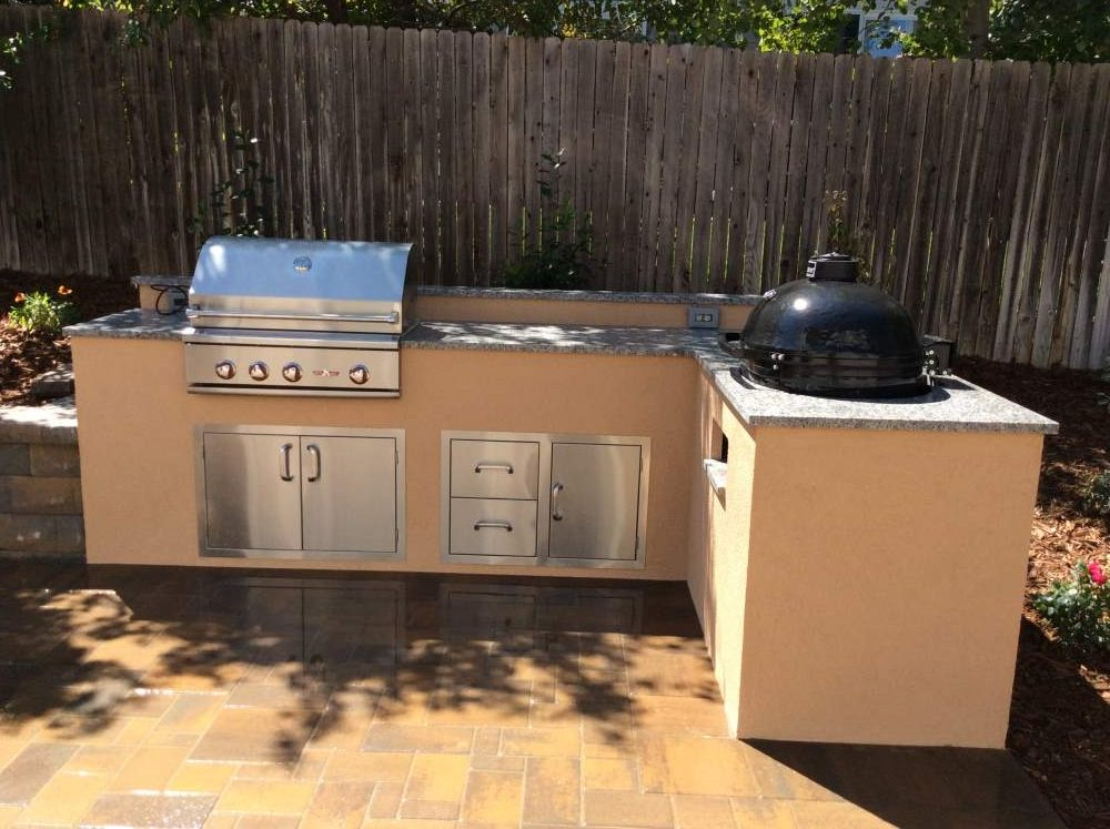 affordable outdoor kitchen in englewood co hi tech