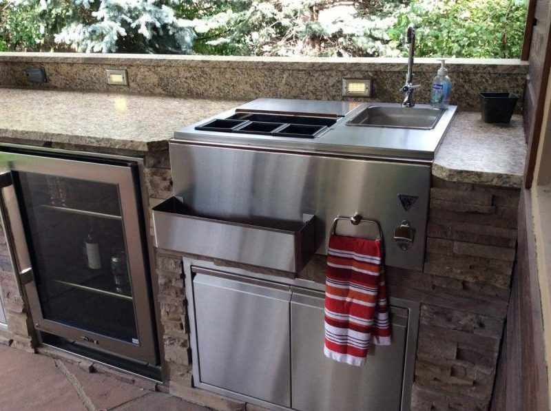What to Consider When Shopping for an Outdoor Sink