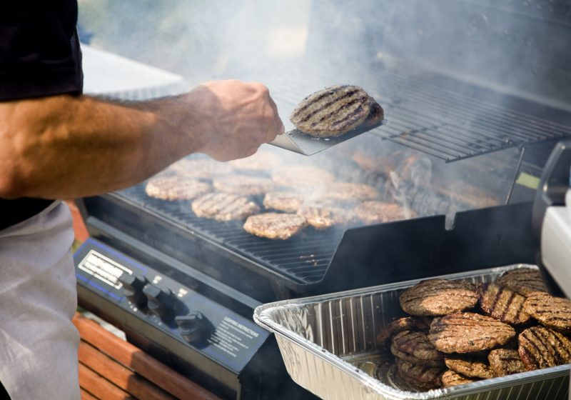 Outdoor Cooking Appliances