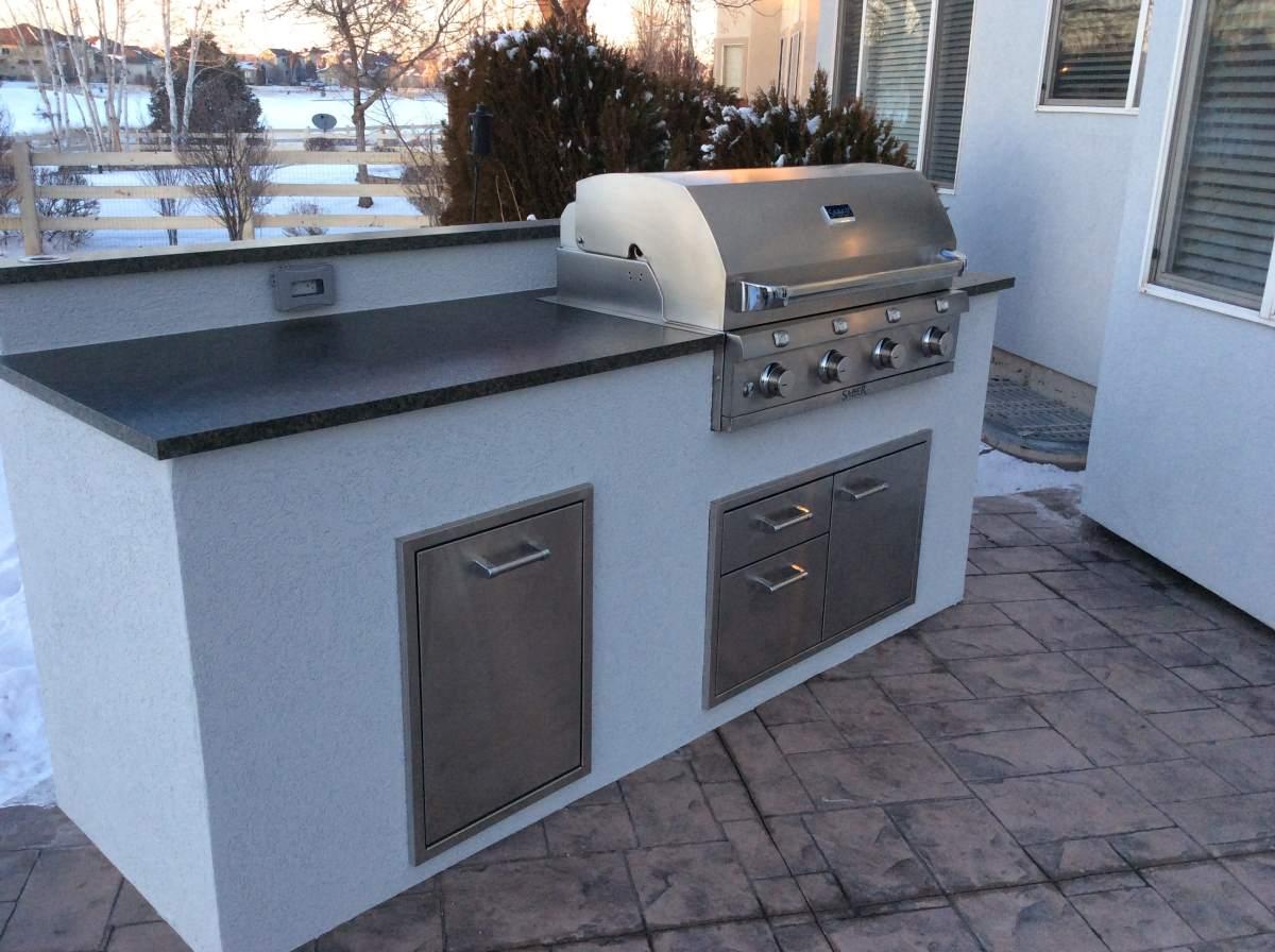 Outdoor Kitchens – Hi-Tech Appliance