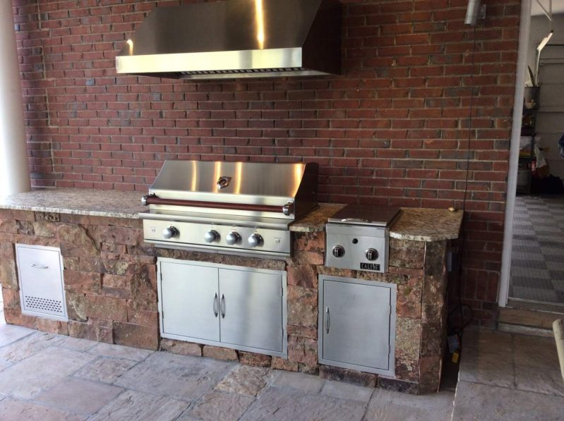 Taking Care of an Outdoor Kitchen