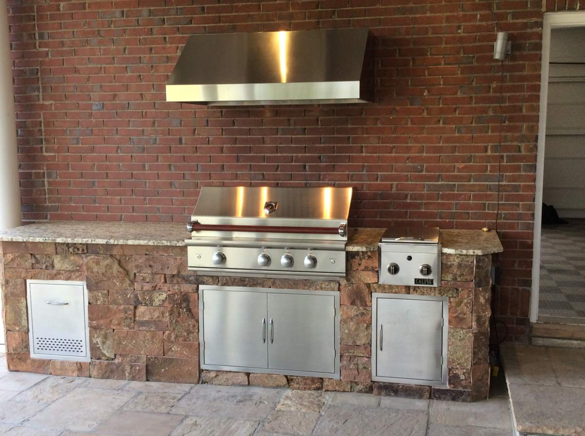 Planning Outdoor Kitchen in Colorado