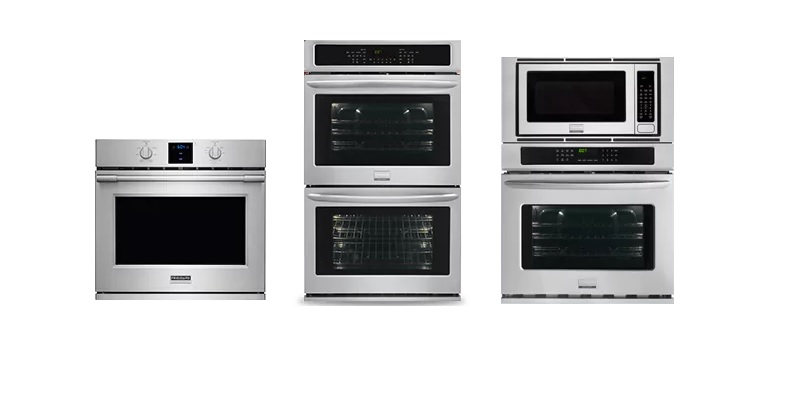 Electric or Gas Wall Oven