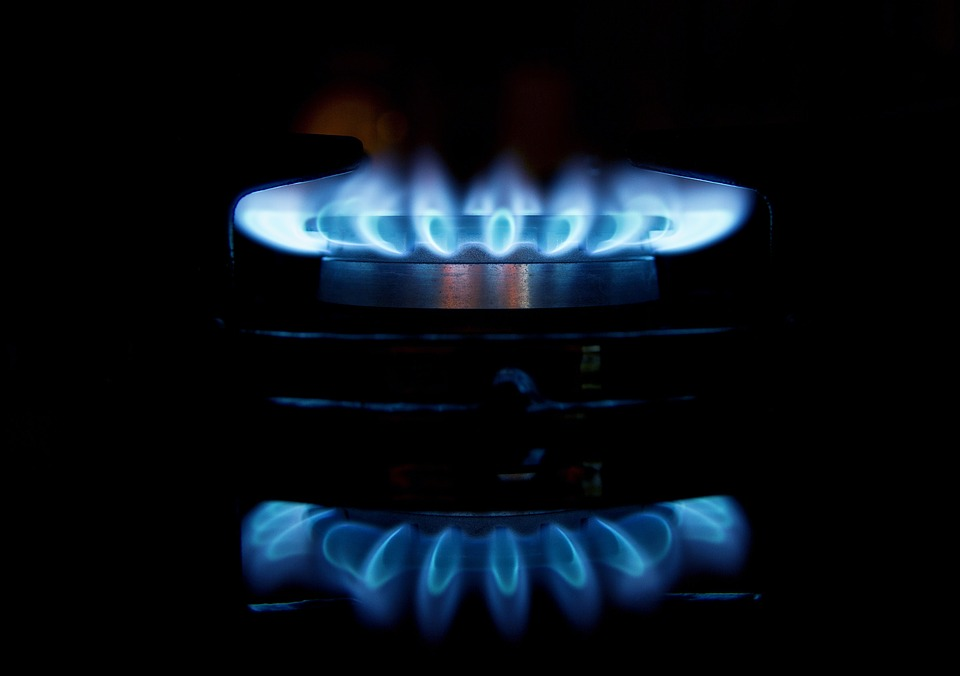 gas range burners types