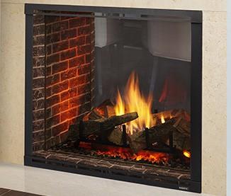 Wood Burning Stove Heating