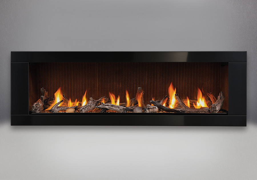 Direct-Vent gas fireplace