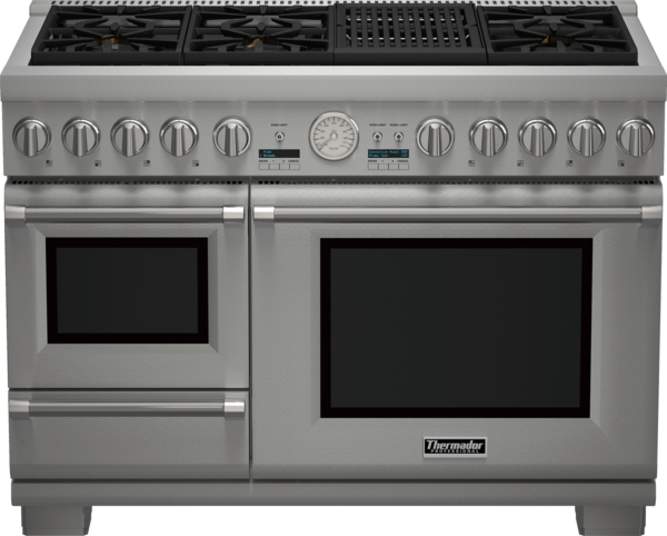 Thermador Convection Dual Fuel Range
