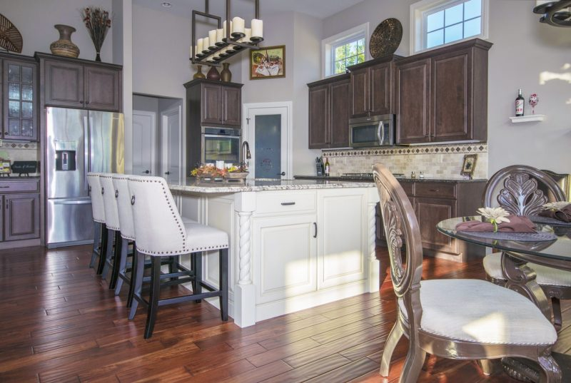 kitchen design trends showing Energy-Efficient Appliance