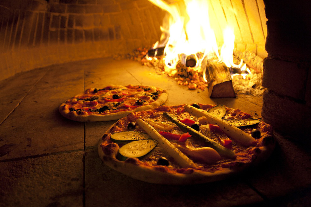 how to clean your wood-fired oven