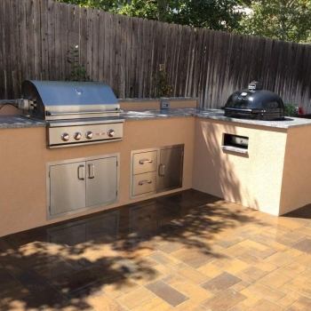 Affordable Outdoor Kitchen in Englewood, Co – Hi-Tech Appliance