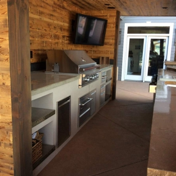 High-End Outdoor Kitchen in Boulder,Co – Hi-Tech Appliance