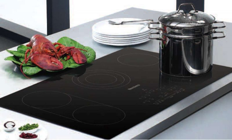 Bloomgerg cooktop kitchens