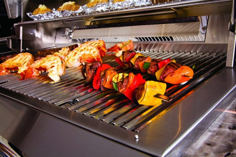 buy a new powered gas grill in Colorado