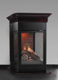 Venting Options for Gas Fireplaces
