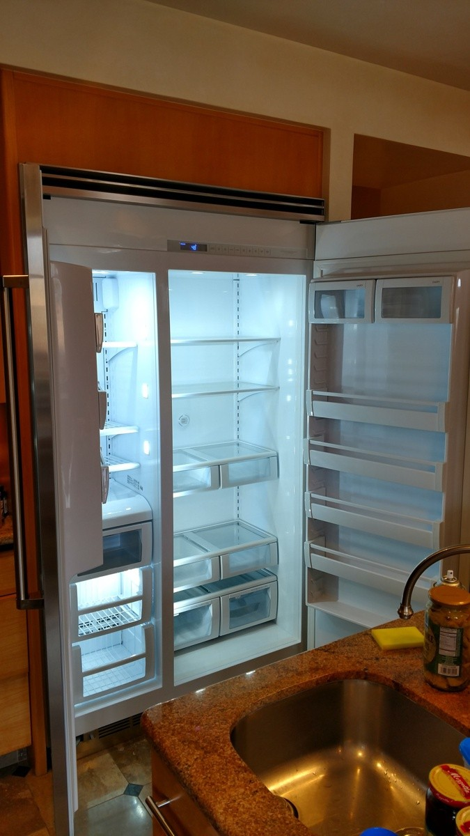 residential refrigerator repair