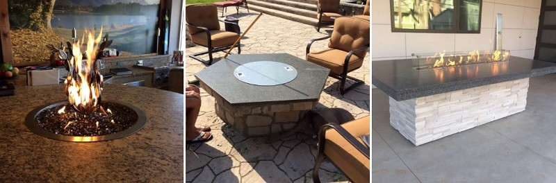 Fire Pits in Louisville