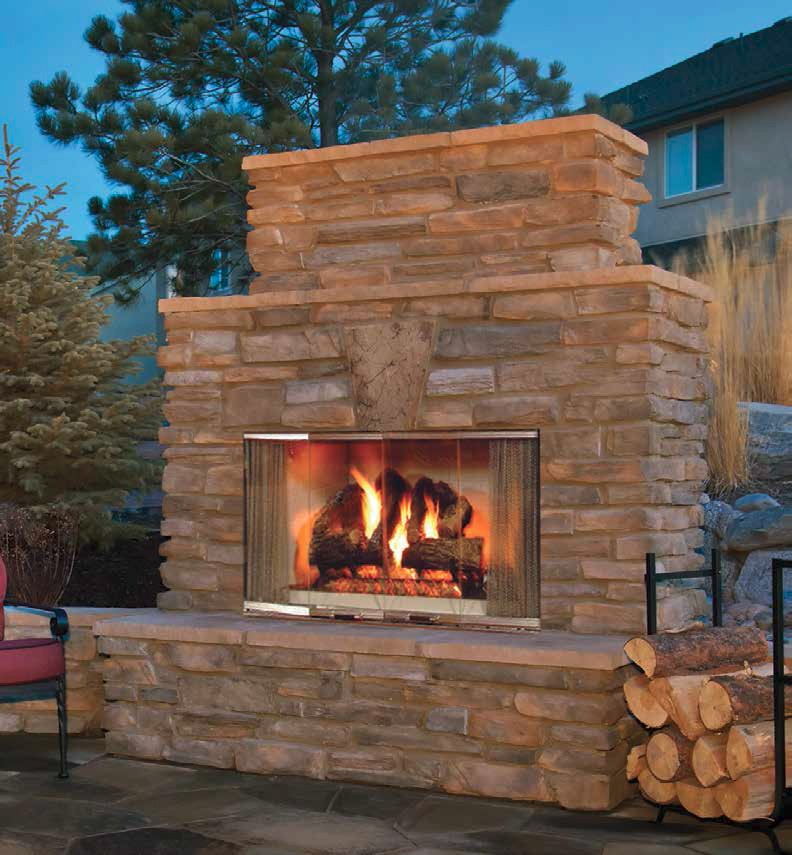 Best Ways to Maintain Your Outdoor Fireplace