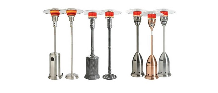 High-Quality Patio Heaters