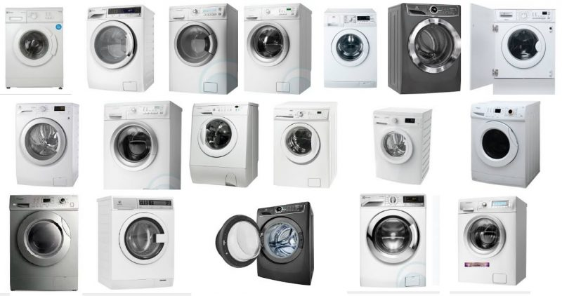 Top-Notch Washing Machines,