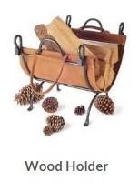 Wood Holder in Colorado
