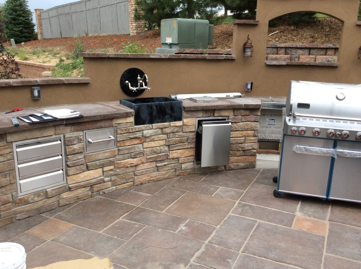 build the outdoor kitchen of your dreams