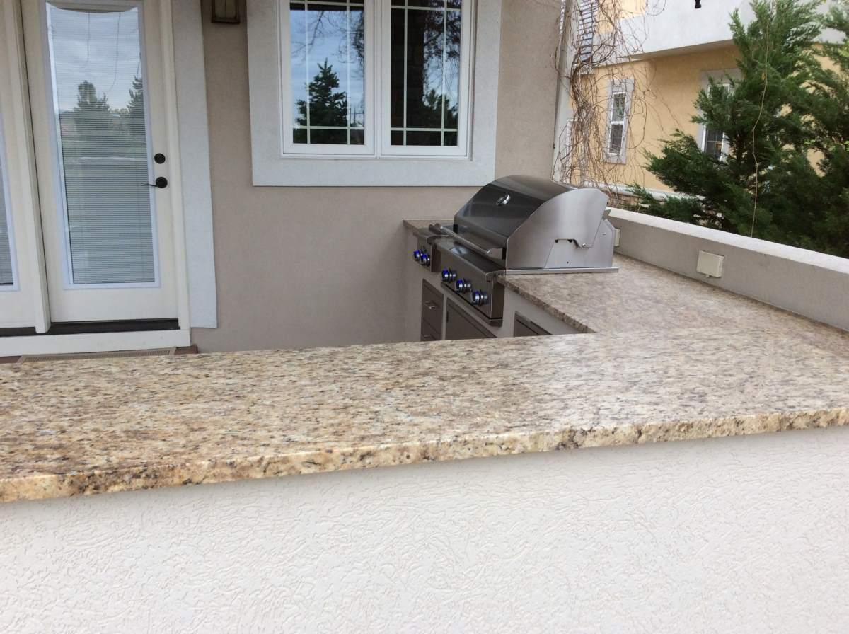 How to clean natural stone countertops