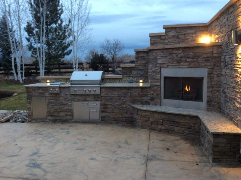 Planning Your Outdoor Kitchen