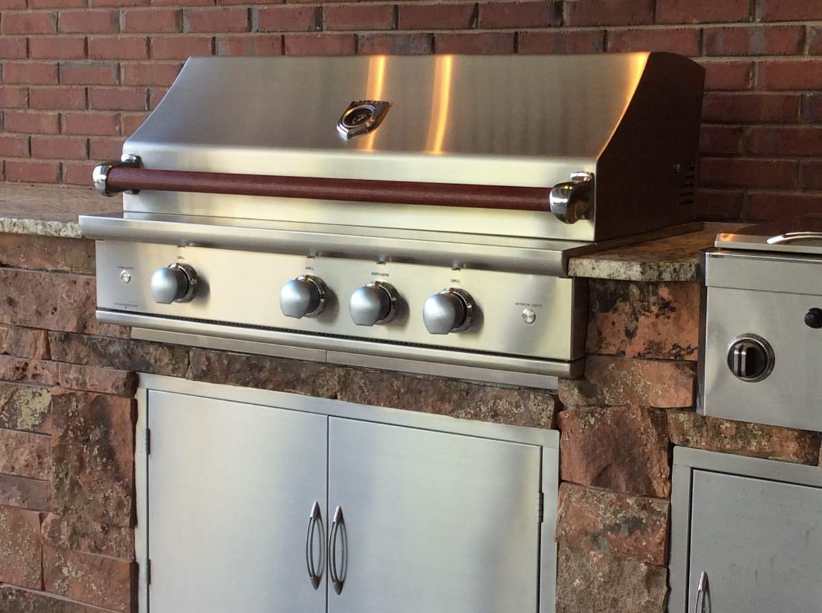 Storing Your Gas Grill