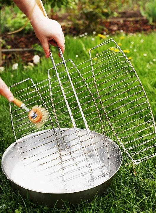 Outdoor Kitchen Maintenance
