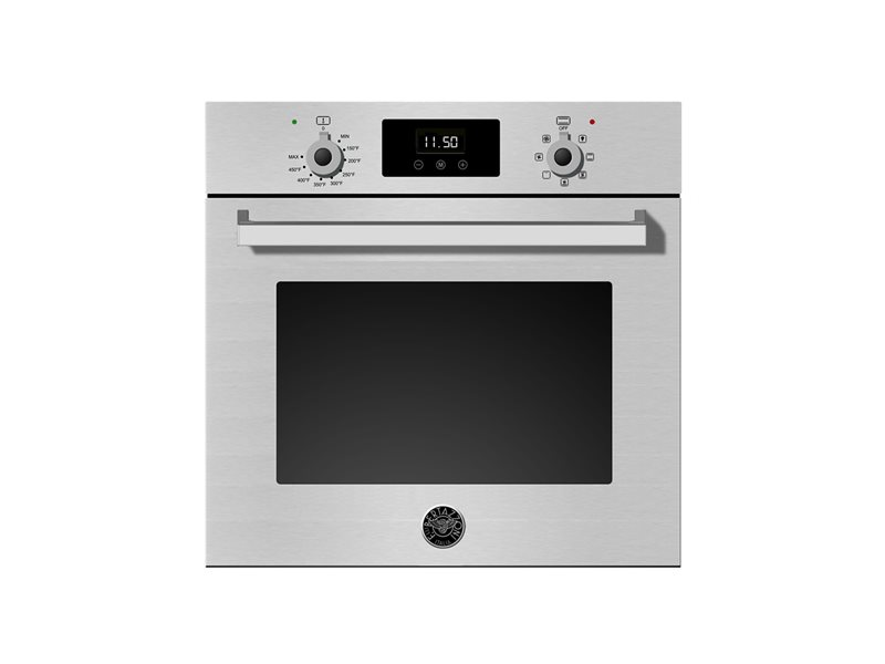 24 single electric oven