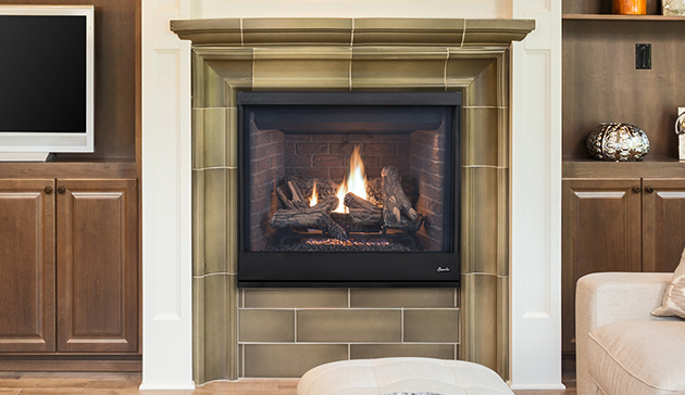Benefits of Direct Vented Fireplaces