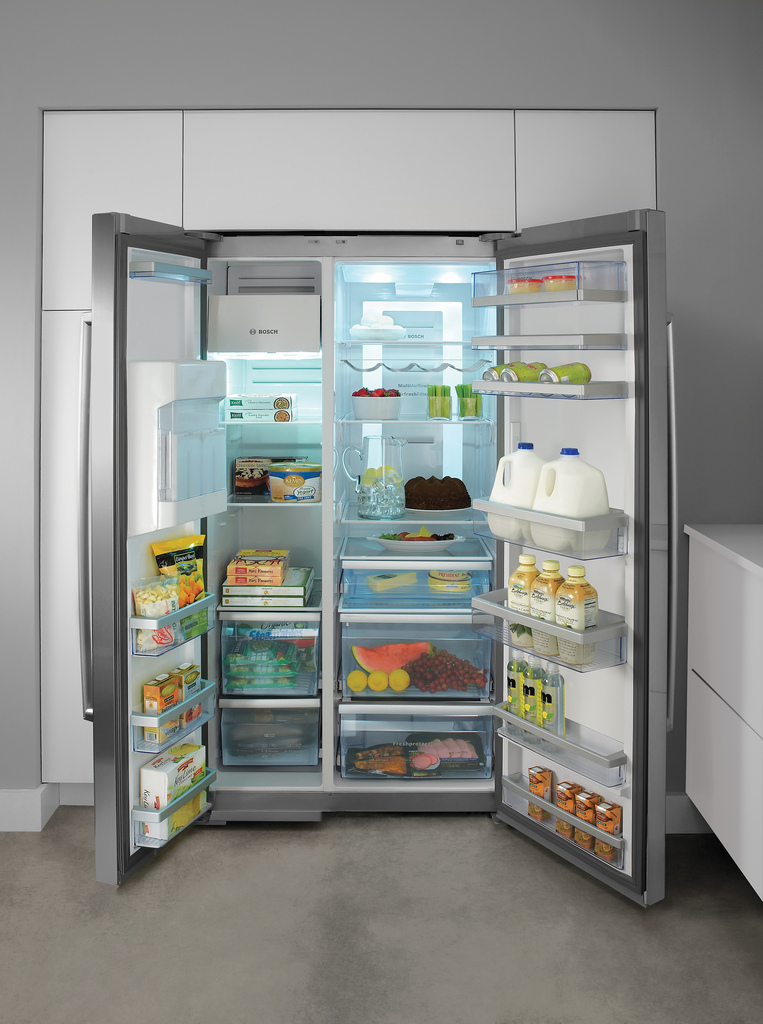 Organizing the Refrigerator