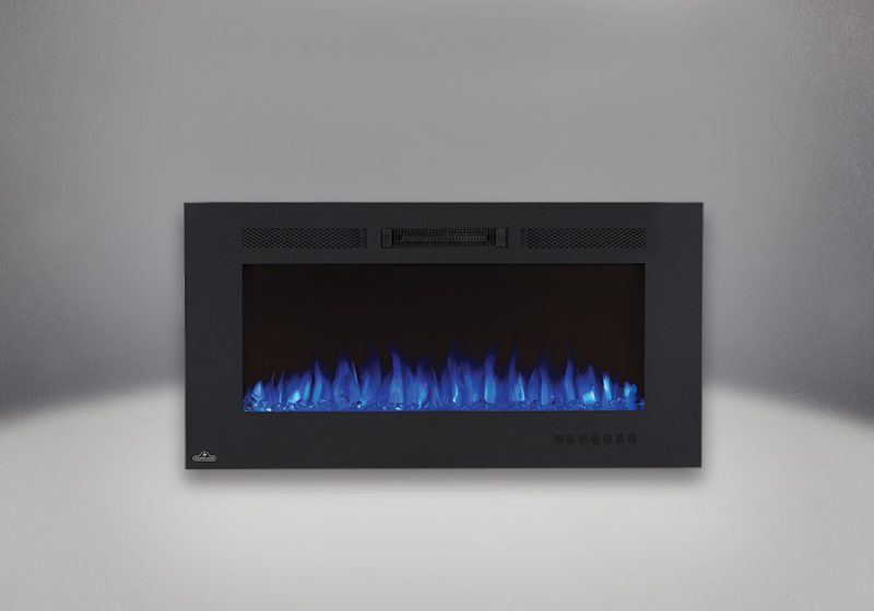 Advantages of Electric Fireplaces