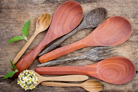 Wood Spoons For Grilling