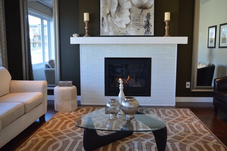 Interesting Fireplace Mantel Ideas