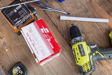 kitchen remodel tools