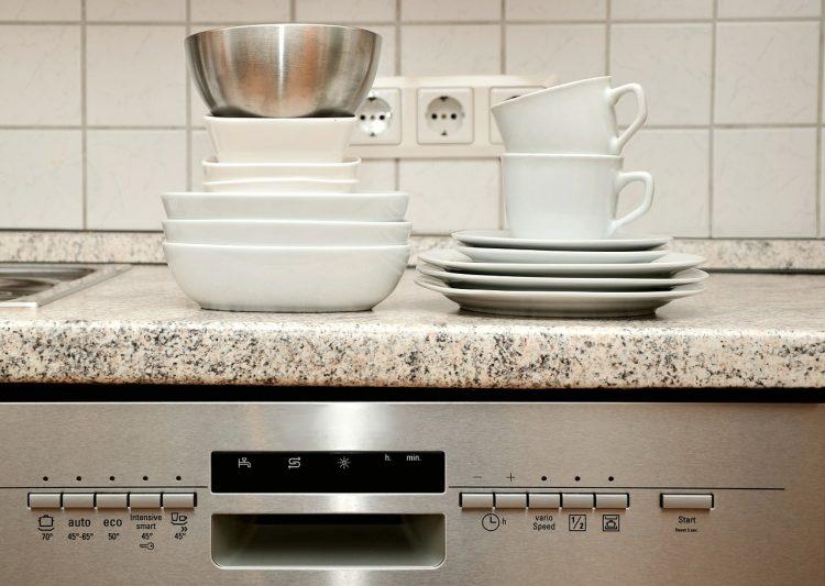 Accidentally Damage Dishwasher